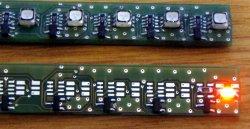 LED Stripe mit 1206 LED